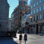 Strol in Old Quebec